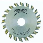 28016 Disc taiere cu insertii de tungsten Proxxon