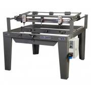 Masina de copiat/pantograf sculptura KPB6090HF Wivamac cu freza 3ph-500W