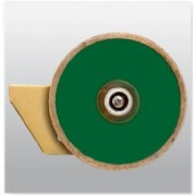 Cartus cu sarma diamantata pentru circular sticla/vitralii Apollo