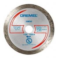 DSM540 Disc de taiere pentru faianta cu diamant ,Dremel