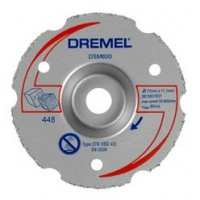 DSM600 Disc de taiere margini cu carbura ,Dremel