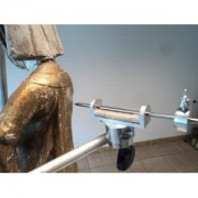Calibru 3D sculptura