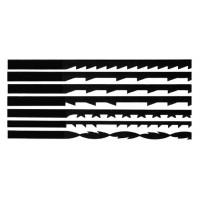 HOB PT-FIX Set combinat panze traforaj pt lemn cu ceapraz