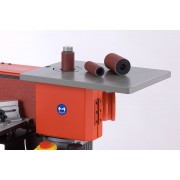 Set 5 benzi slefuire metal 150x1600mm pt slefuitorul cu banda Hegner TBS 500, gr 100