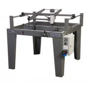 Masina de copiat/pantograf sculptura KPB4075HF Wivamac cu freza HF 500W