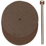 28818 Discuri debitare din oxid de aluminiu pt modelism, Proxxon