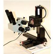 2127 microscop pentru frezele de banc Sherline