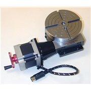 8730 masa rotativa cu CNC Sherline