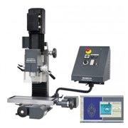 Freza WABECO CNC CC-F 1200E HIGH SPEED cu soft NCCAD BASIC