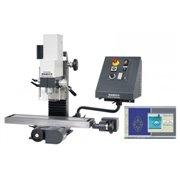 Freza WABECO CNC CC-F 1210E cu soft NCCAD BASIC